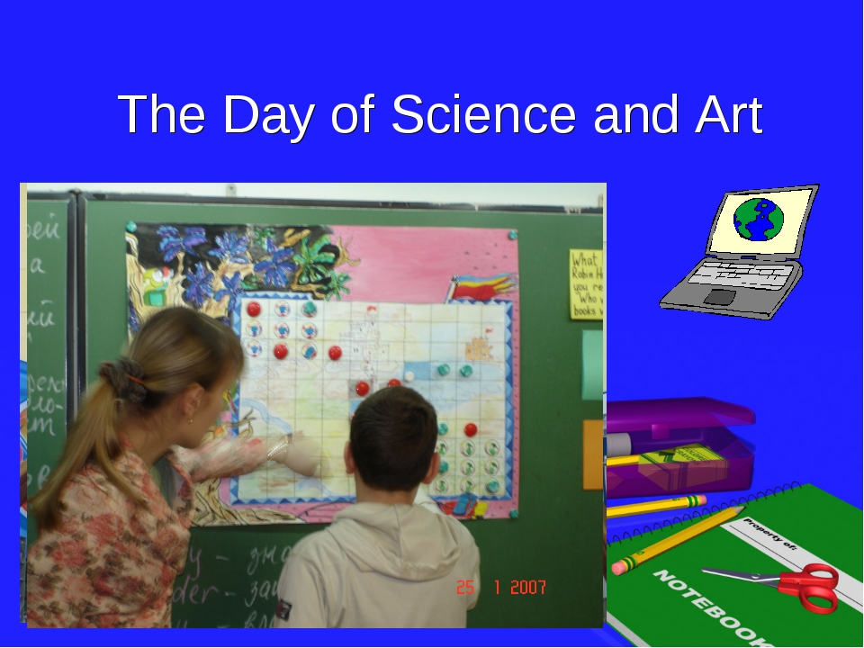 The Day of Science and Art