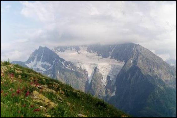 Цахвоа - 3345 м.