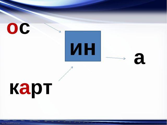 ин ос карт а http://linda6035.ucoz.ru/