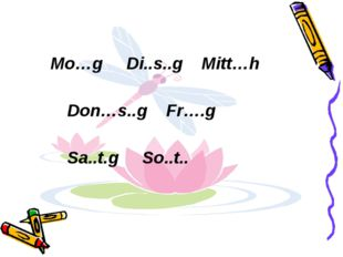 Mo…g Di..s..g Mitt…h Don…s..g Fr….g Sa..t.g So..t..