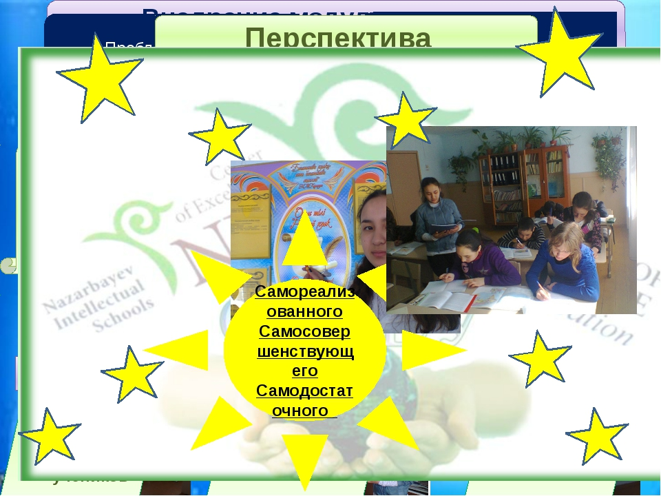 Внедрение модуля в практику преподавания и обучения Организация работы в гру...