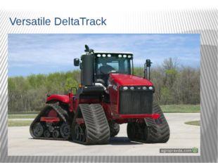 Versatile DeltaTrack