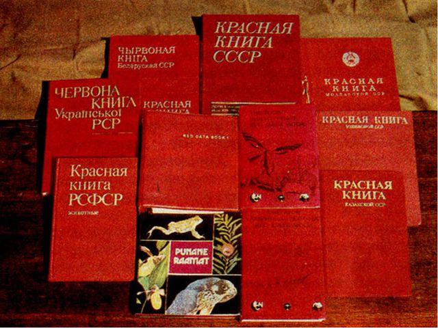 Что такое Международная Красная книга? Информационный документ-список — описа...