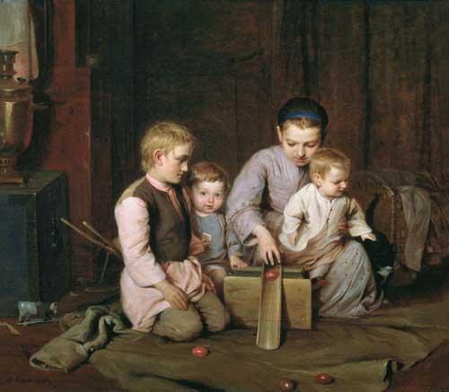 пасха для детей