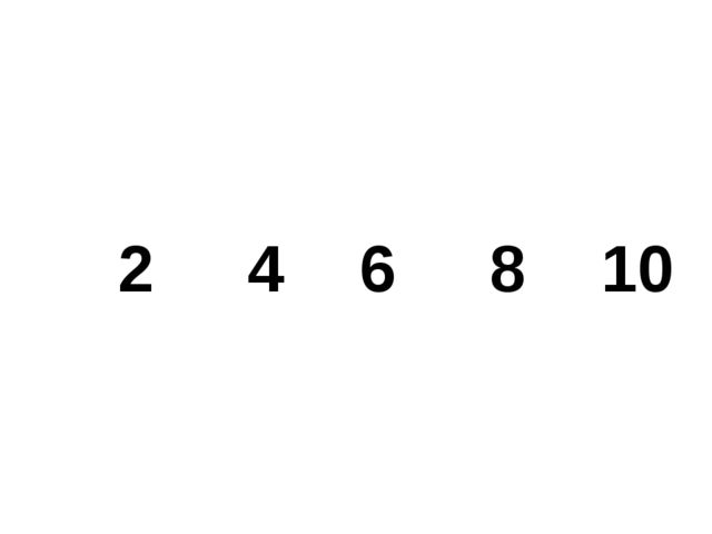 1 3 5 7 9 2 4 6 8 10