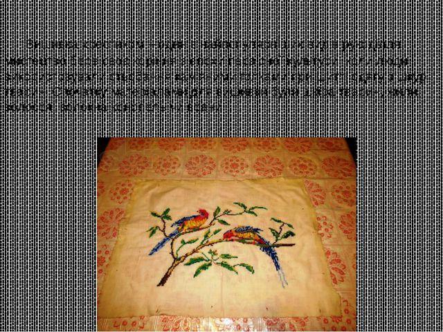 Вишивка хрестиком – один з найпопулярніших видів рукоділля, мистецтво бере...