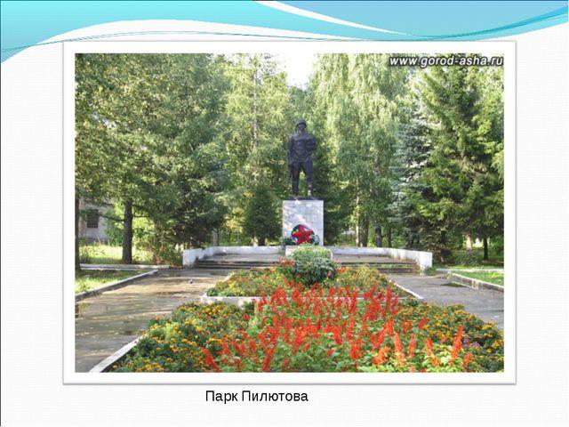 Парк Пилютова