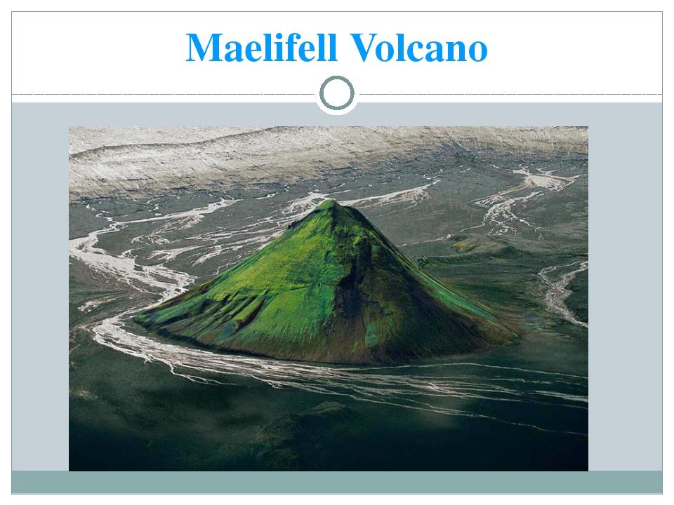 Maelifell Volcano