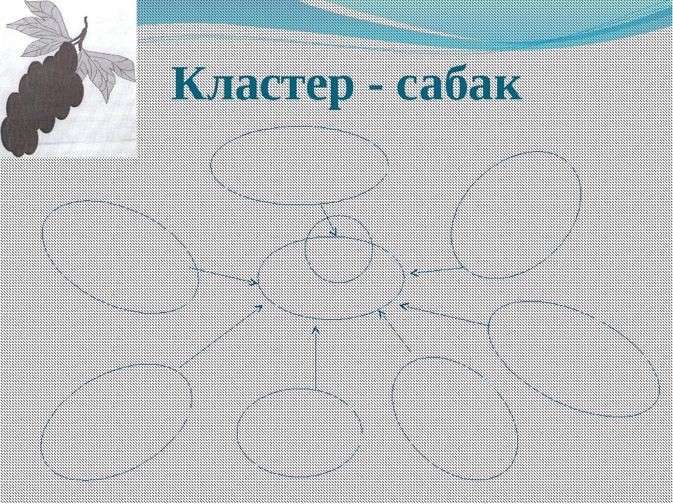 Кластер - сабак