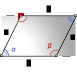 Формулы параллелограмма