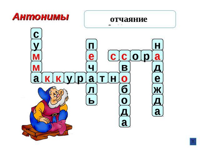 Антонимы согласие а м м с у к к у р а т н о ч л ь е п б о д а в с с о р а н д...