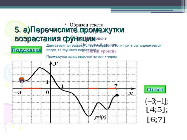 Ограниченность Функцию у =f(х) называют ограниченной снизу на множестве Х, ес...