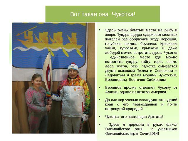 Вот такая она Чукотка! День в России начинается именно с Чукотки. Здесь очен...