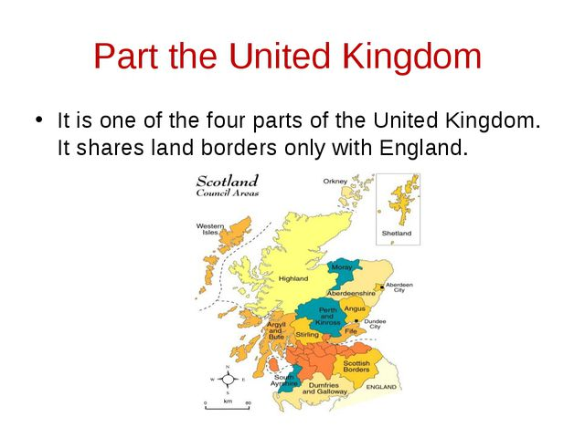Part the United Kingdom It is one of the four parts of the United Kingdom. It...