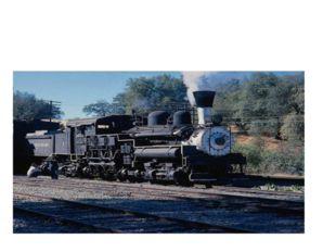 В качестве топлива паровозы используют уголь (а также дрова, мазут, торф), з