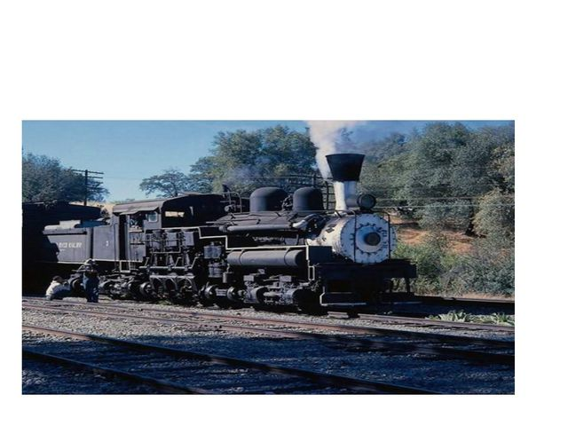 В качестве топлива паровозы используют уголь (а также дрова, мазут, торф), з...