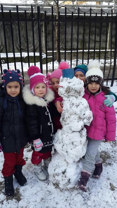И в городе Сочи бывает зима. (фотоотчет)