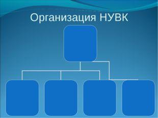 Организация НУВК