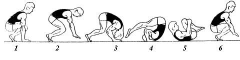 игры с фитнесс шарами для детей 5-6 лет