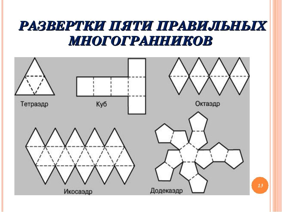 Многоугольник сделать своими руками