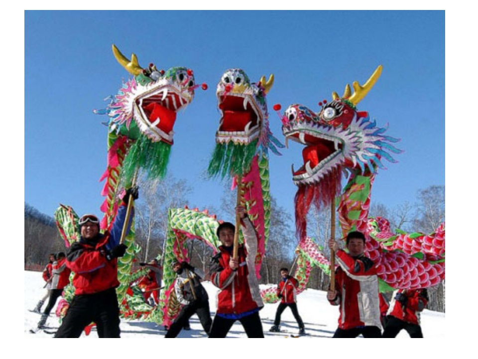 В этой стране существует праздник дракона, который сопровождается красочными...