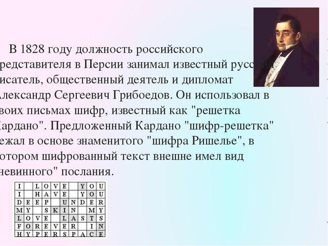 Русские ученые, инженеры работали над созданием принципиально новых средств...