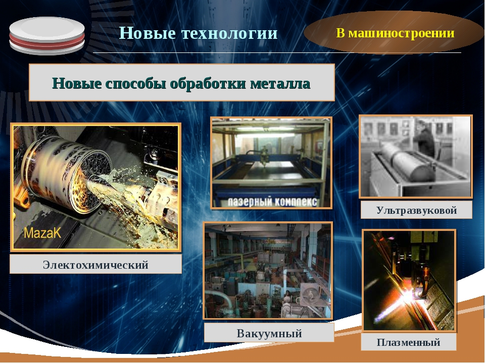 Ультразвуковой Плазменный Вакуумный Электохимический В машиностроении Новые с...
