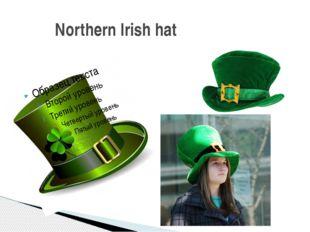 Northern Irish hat