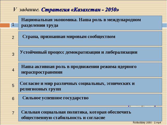 1 3 2 5 4 6 7 Сильная социальная политика, которая обеспечить общественную ст...