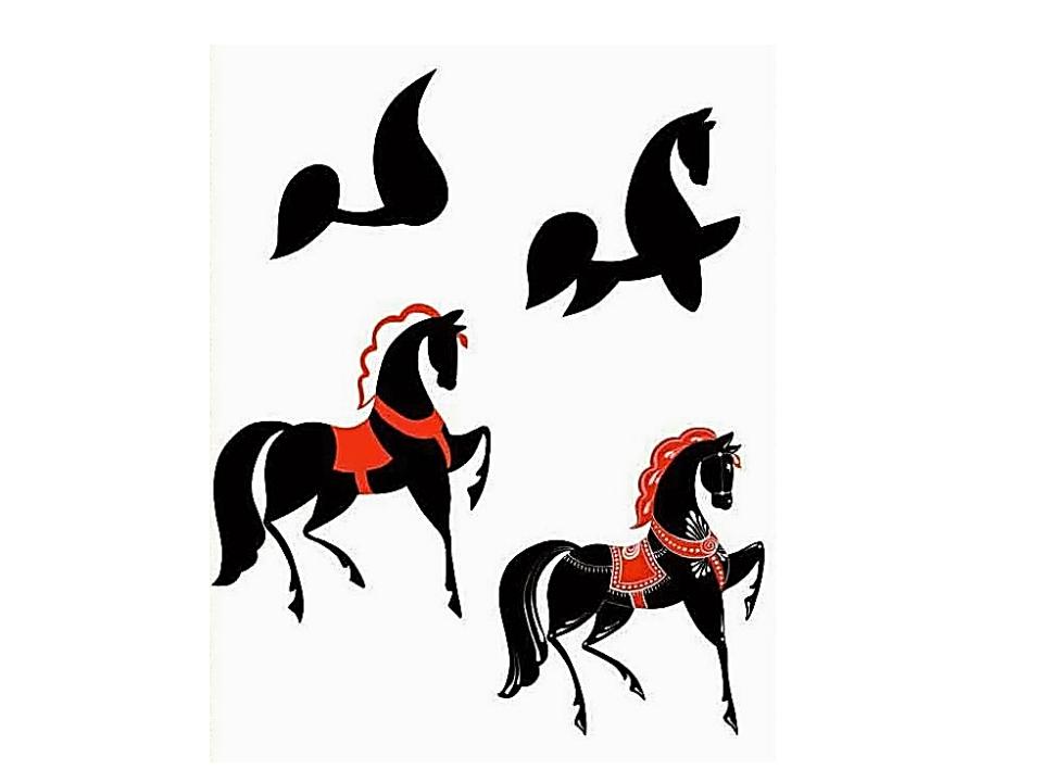 И лошадки то же хороши!