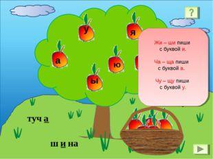 щ _ ка у туч _ а ш _ на и