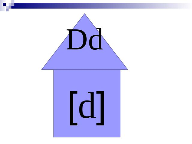 [d] Dd