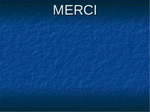 МERCI