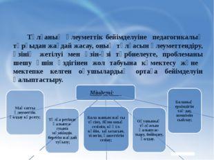 Александра Демидович Тұлғаның әлеуметтік бейімделуіне педагогикалық тұрғыдан