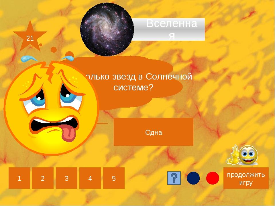16 продолжить игру Сколько спутников у Марса? 1 2 5 4 3 Два – Деймос и Фобос