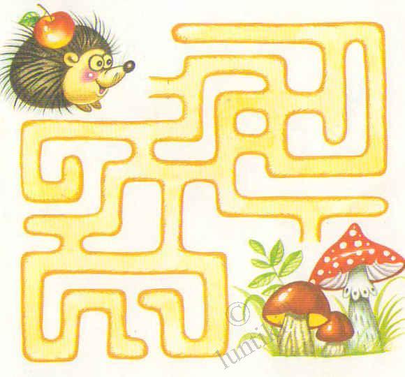 Ребусы-лабиринты для детей-дошкольников / Логические задачи. Задания для развития логики, памяти, фантазии, мышления и моторики