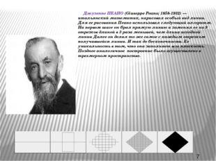 Кривая Пеано и пыль Кантора выходили за рамки обычных геометрических объекто