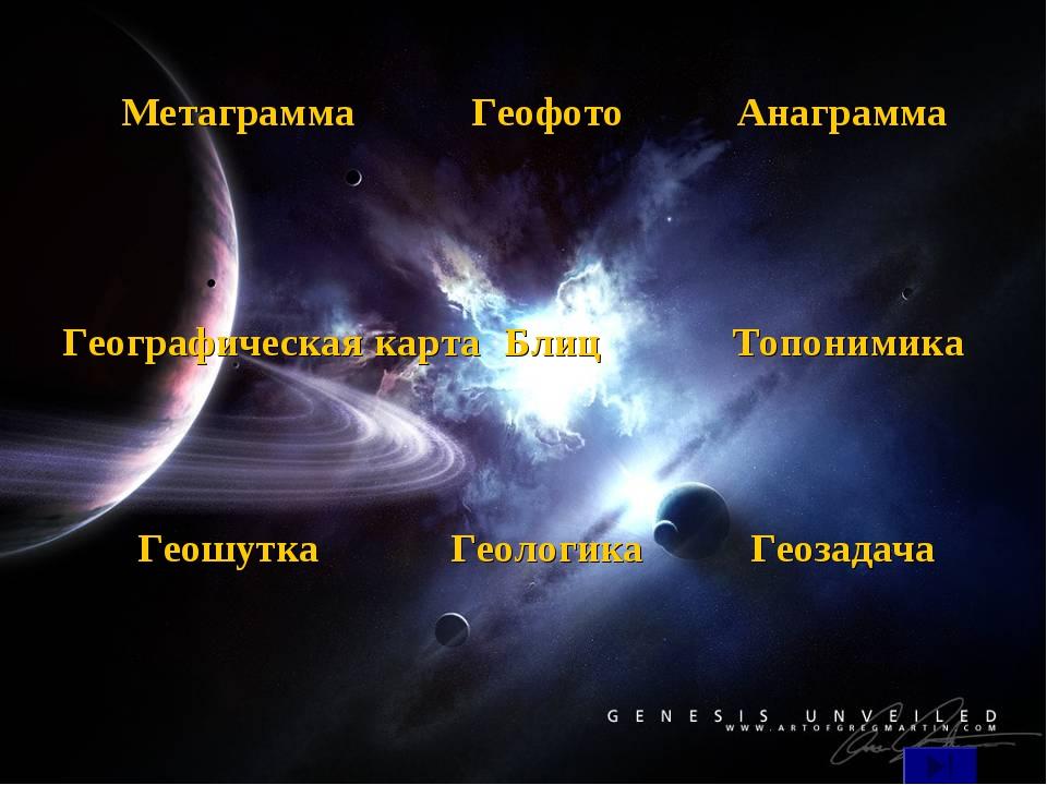 Метаграмма Геофото Анаграмма Географическая карта  Блиц Топонимика Геошу...