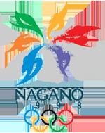 Эмблема зимних Олимпийских игр 1998 года