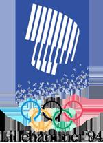 Эмблема зимних Олимпийских игр 1994 года