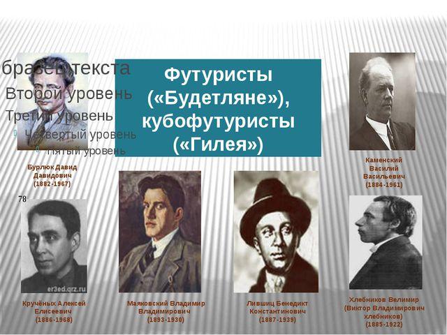 Эго-футуристы Олимпов Константин Константинович (Олимпов) (1889-1940) Северян...