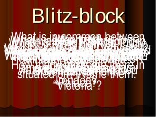 Blitz-block When did the Great Fire of London happen? What is Hyde Park famou