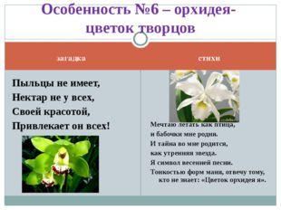 загадка стихи Пыльцы не имеет, Нектар не у всех, Своей красотой, Привлекает о