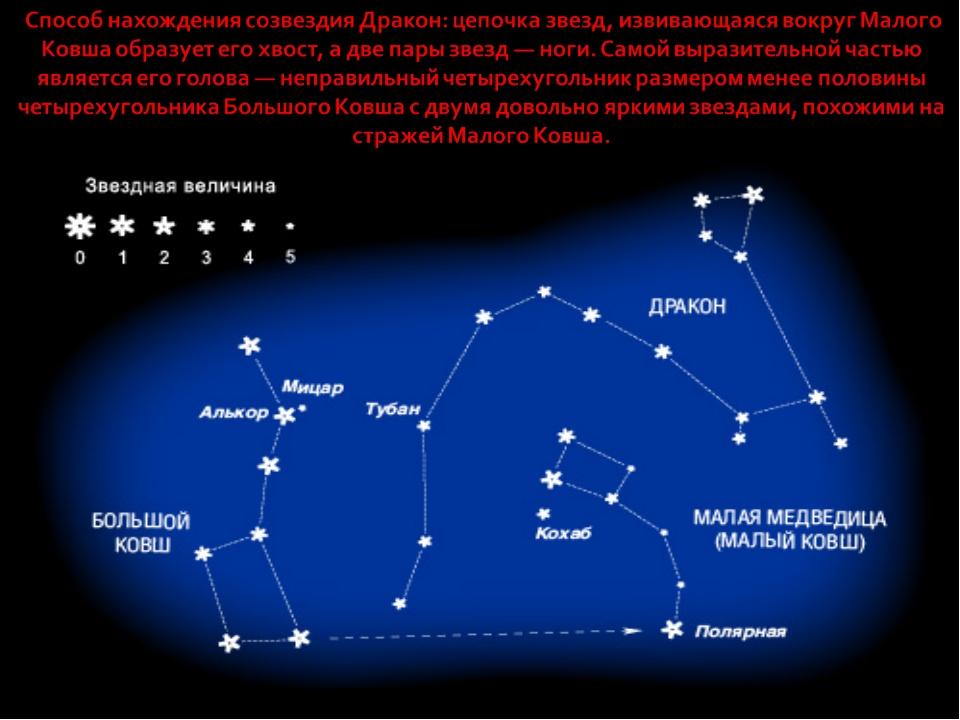 как выглядят созвездия и их названия картинки практика