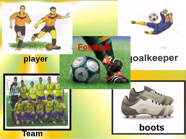 Team boots player Football