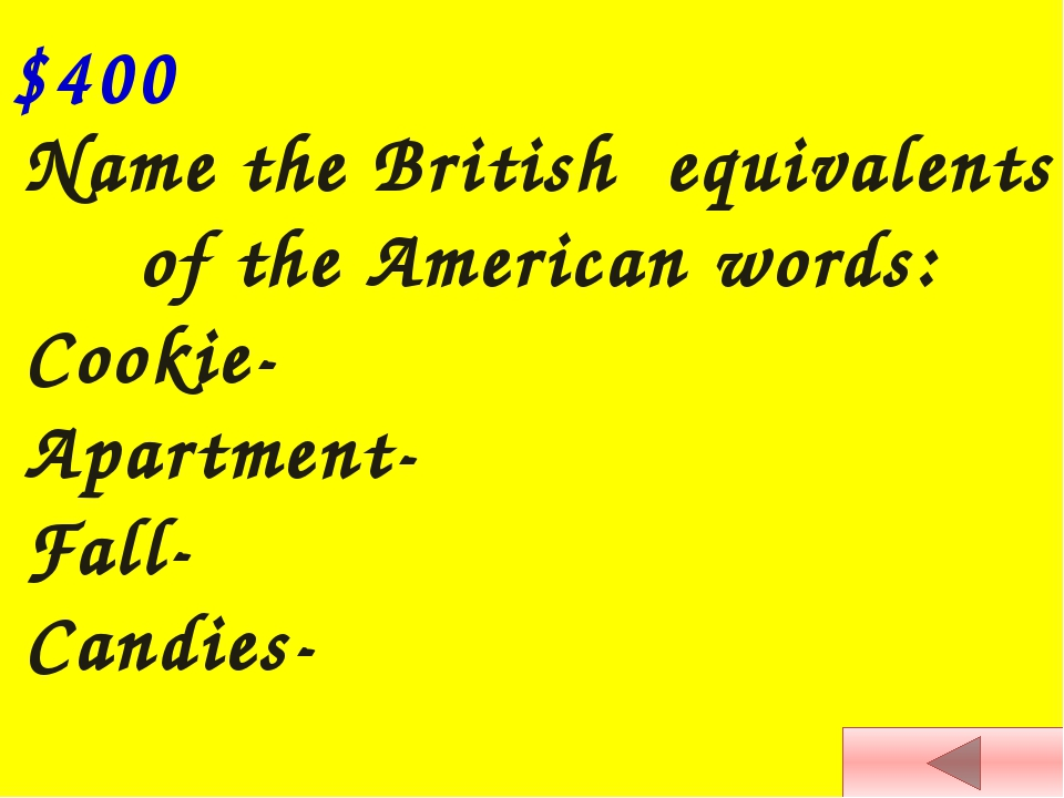 What is the name of the British Queen? $100