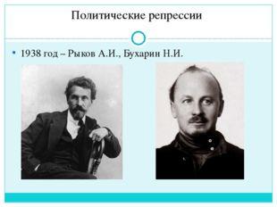 Политические репрессии 1940 год – Троцкий Л.Д.