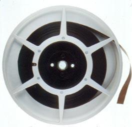 Магнитная лента - 50-е годы