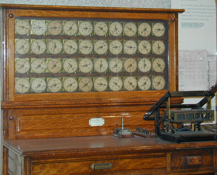 Hollerith Tabulator