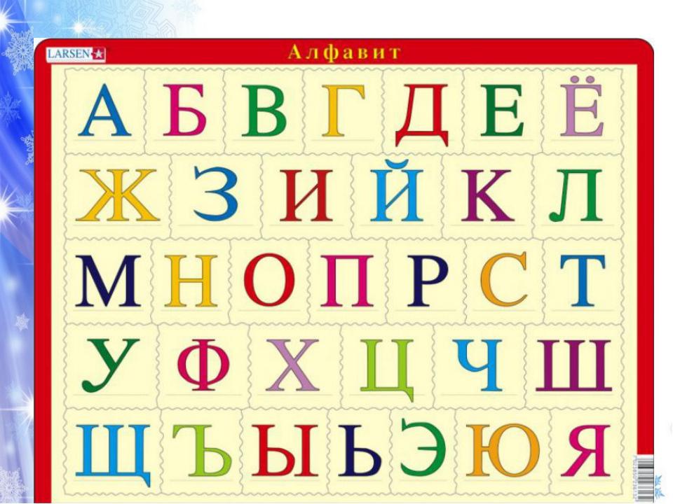 Почему в русском алфавите 33 буквы